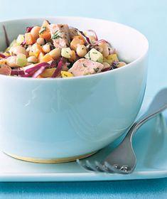 Ham & Black-Eyed Pea Salad
