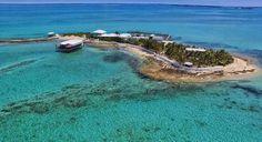 Lobster Island - Bahamas, Caribbean