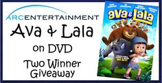Royalegacy Reviews and More: Tough Girls, Tigers, and Bears OH MY! with Ava & Lala on DVD - Review & Giveaway - TWO Winners! - ends 10/23 US