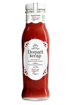 Daintiest ketchup bottle ever