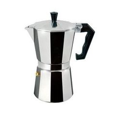 9 Cup Stovetop Espresso Maker – For Gas, Electric, or Ceramic Stovetops *Professional Quality* Espresso Machine Reviews, Coffee Maker Reviews, Best Espresso Machine, Espresso Maker, Espresso Cups, Espresso Coffee, Cuban Coffee Maker, Best Coffee Maker, Best Coffee Mugs