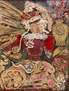 Коллажи, ассамбляжи, рисунки и куклы Сергея Параджанова – 151 фотография | ВКонтакте