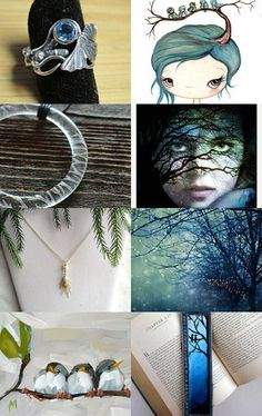 Branching Out by Maile Baldwin on Etsy--Pinned with TreasuryPin.com