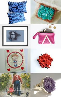 Early Valentines Just Because by midnightcoiler on Etsy--Pinned with TreasuryPin.com