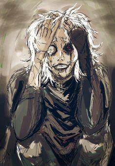 Tokyo Ghoul: Re Fan Art by akimiya-tgrecord
