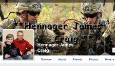 Hennager James Craig. much used pictures in Romance Scamming 2 different profiles #scam https://www.facebook.com/LoveRescuers/posts/610705602429204