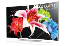 LG 55 Inch 1080p OLED TV Launches For $3,500 - LG CURVED OLED TV is a marvel of design and performance. The Full HD 1080p screen offers a vast contrast ratio for the deepest blacks and more lifelike colors, the TV itself is only as thick as a pencil at its thinnest point. | Geeky Gadgets