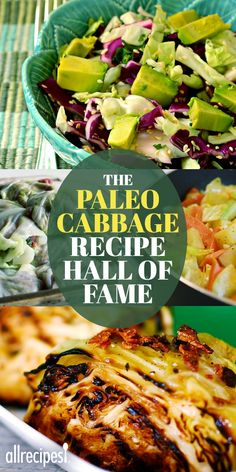 The Paleo Cabbage Recipe Hall of Fame: 8 fresh, flavorful ideas from around the globe.