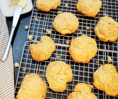 Homemade Biscuits – A Minty Monday