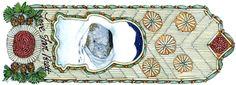 Free Jan Brett bookmarks. http://janbrett.com/bookmarks/animals_santa.htm