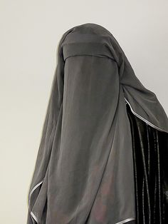 2018 | Shayla scarf worn as a niqab. Very comfortable and e… | Flickr