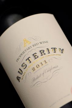Austerity on Packaging of the World - Creative Package Design Gallery