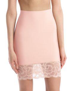 Shorts Under Dress, Jules Supervielle, Good Looking Women, Satin Slip, Pretty Lingerie, Ladies Slips, Urban Outfits, Stretch Lace, Lace Trim