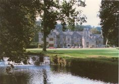 Bibury Court Hotel - Bibury - Cirencester - Gloucestershire - Postcard | eBay