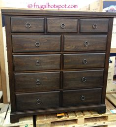 Universal Furniture Lyndhurst Lingerie Chest 299 Costco