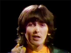 George Harrison on The Smothers Brothers Show November 1968 Beatles Love, John Lennon Beatles, George Harrison Young, Liverpool, The Constant Gardener, Love Me Do, Best Friends For Life, The Fab Four, Rock Legends