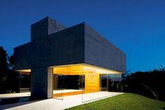 Brazilian architect Gustavo Penna's 1,700-square-foot chapel.