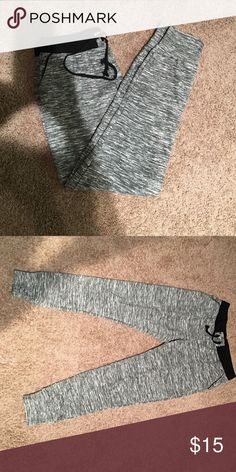 Grey multi colored sweat pants New without tags Ambiance Apparel Pants Track Pants & Joggers