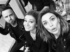 """Arielle Vandenberg on Instagram: """"I ❤️ my friends."""""""