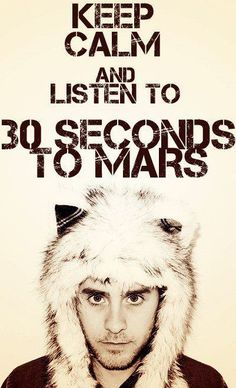 30 seconds to mars! This is so cool and so funny at the same time. Jared Leto in a kitty hat. Music Is My Escape, Music Love, Music Is Life, Jared Leto, Thirty Seconds, 30 Seconds, Love Band, Cool Bands, 30 Sec To Mars