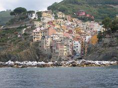 Cinque Terre, Italy #italy #travel #grandeuropean