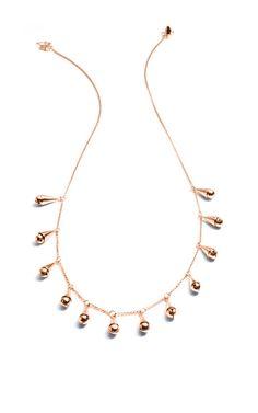 Bell Necklace by Eddie Borgo for Preorder on Moda Operandi