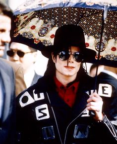 Michael Jackson Rare Photo