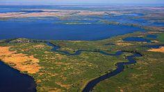Location: Europe, Romania  The Danube Delta (Romanian: Delta Dunării) is…
