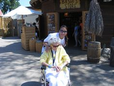"""Our Assisted Living SAIDO residents at Devon Oaks went to the zoo on June 5th. They wore their """"got SAIDO?"""" t-shirts and had many curious inquirers."""