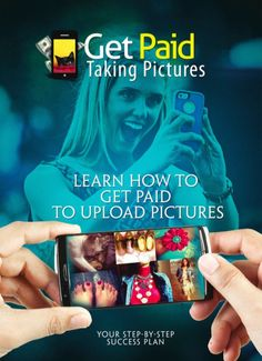 Make extra money every week by uploading pictures you take from your camera or mobile phone.