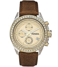 Fossil Decker Chronograph Watch - SOMEBODY BUY ME THIS FOR CHRISTMAS PLEASE:(