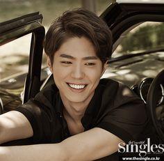 Korean Magazine Lovers (Park Bo Gum - SIngles Magazine August Issue '15)