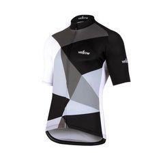 Cycling jersey - vellow bike apparel #women'scyclegear