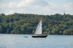 Starnberger See bei #München, einer der schönsten #Seen_in_Bayern