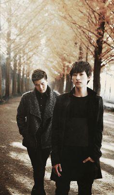 Shindong and Eunhyuk
