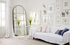 Espejos de grandes tamaños para decorar