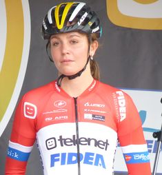 Dutch cyclist, Fleur