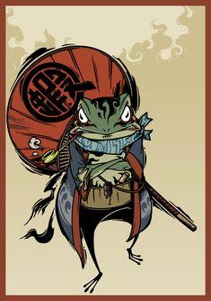 Vieux samourai