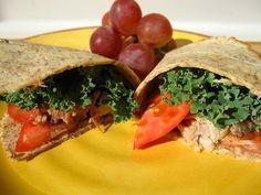 Gluten Free & Grain Free Organic Tortilla Recipe