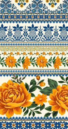 Pattern Art, Pattern Design, Print Patterns, Computer Wallpaper, Cellphone Wallpaper, Flower Frame, Flower Art, Textile Prints, Textiles
