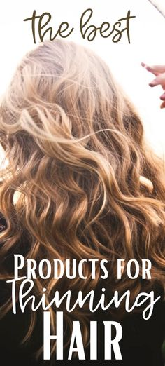 I have a list of the best products for thinning hair in men and women! Check them out! #haircare #hair #hairloss #hairthinning #thinhair #alopecia #stress #postpartum #beauty #health #tips New Hair Trends, Bald Spot, Natural Wavy Hair, Hair Growth Treatment, Thinning Hair, Hair Removal, Hair Loss, Body Care, Shaving