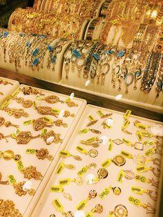Gold Souk in Old Dubai