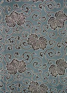 1000+ images about Textiles: Katazome on Pinterest   Vines ...