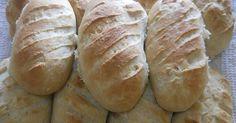 Fabulosa receta para Pan tipo de campo para sandwiches. El pan de campo es famoso por ser muy delicioso y fácil de hacer, un pan perfecto para hacer sandwiches con milanesas o embutidos.
