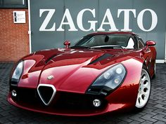 Zagato / Alfa Romeo TZ3 Stradale