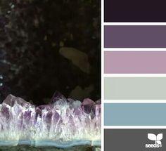 Mineral Hues | Design Seeds