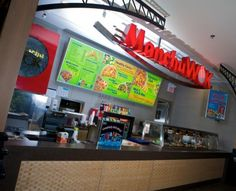 Manchu Wok - fast and fresh chinese cuisine.    My fav fast food chinese spot! Wish we had one close
