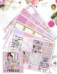 Hey, I found this really awesome Etsy listing at https://www.etsy.com/listing/506568399/25-off-salebeauty-babe-planner