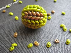 Super Duo Beaded Bead Master Class ~ Seed Bead Tutorials
