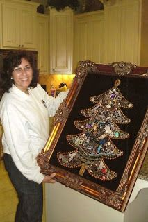 Bayou Jewels: Jewelry Christmas Tree - What a GREAT Gift!